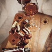 cioccolato e vini dolci