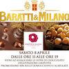 #tastingalessi degustazione & promo uova di Pasqua Baratti & Milano